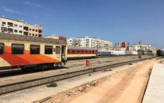 openbaar vervoer marokko