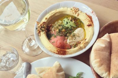 arabisch eten amsterdam