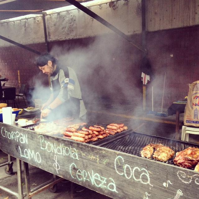 zondag markt san telmo
