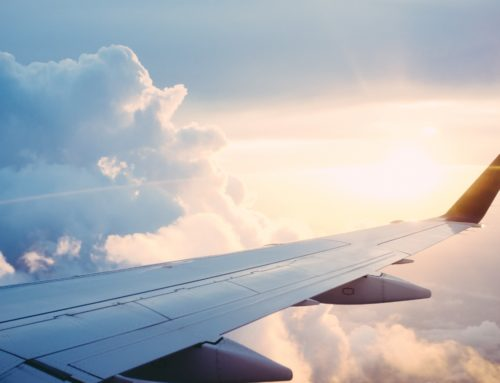 Tips voor een lange vliegreis