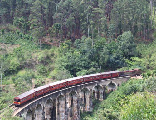 Reizen met het openbaar vervoer in Sri Lanka