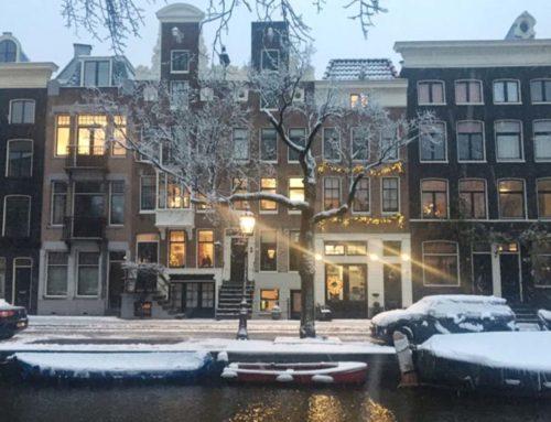 Hier wil jij de feestdagen vieren in Amsterdam