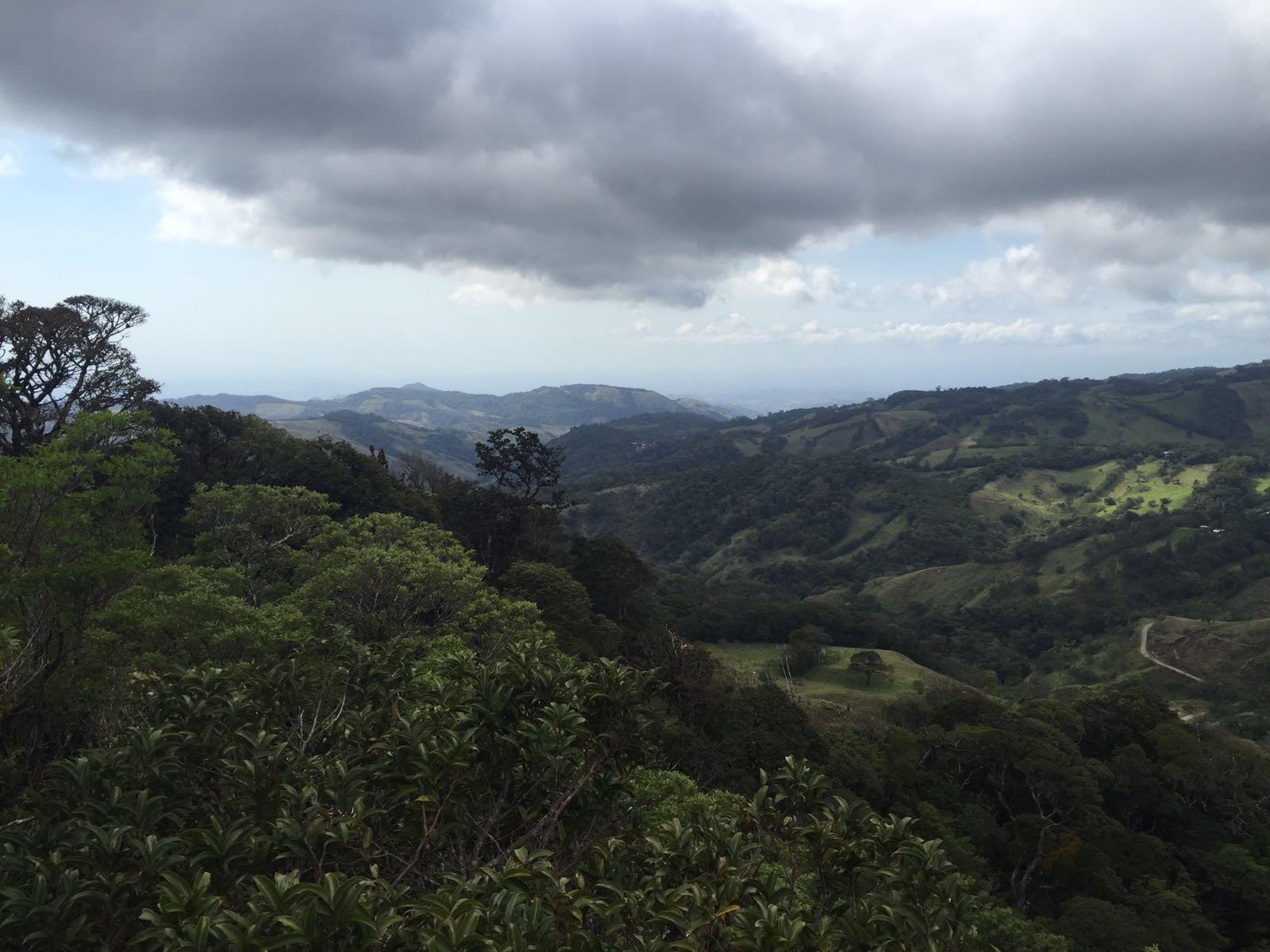 cloudforest costa rica
