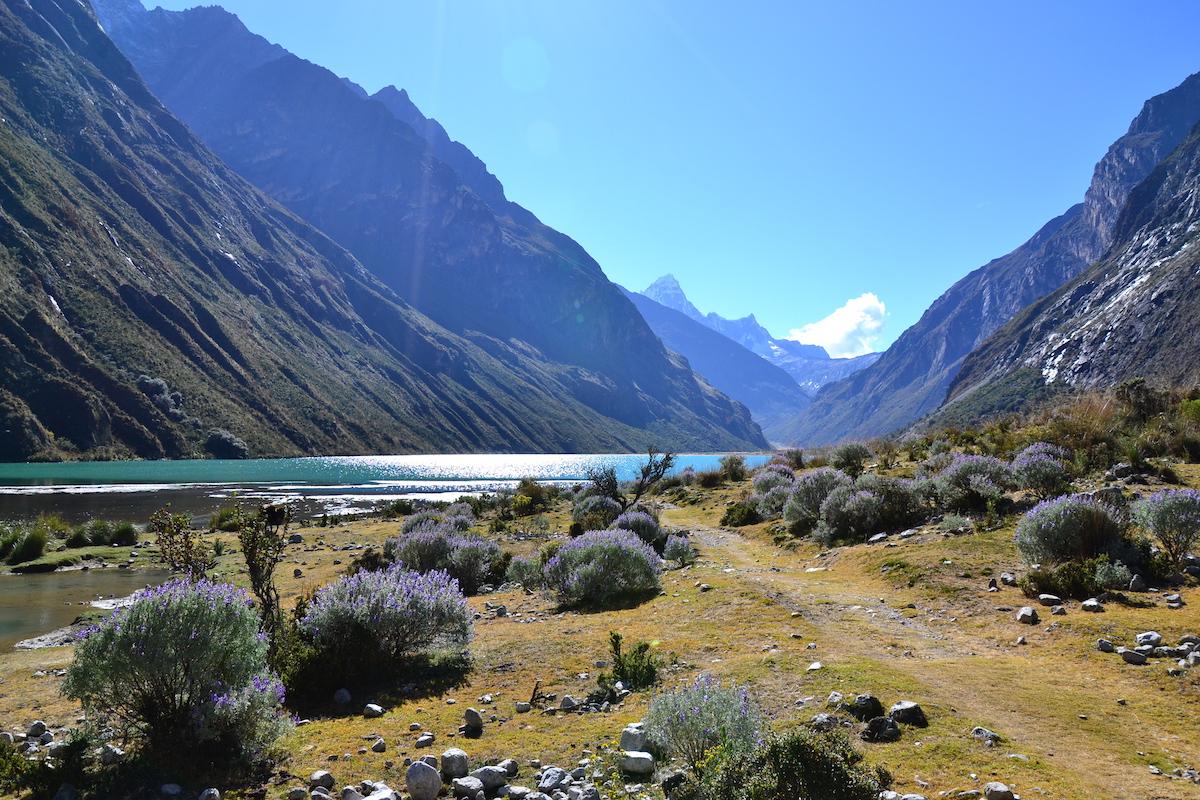 Santa Cruz Trekking Huaraz Peru