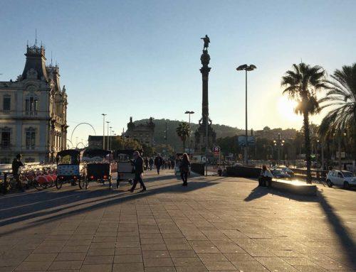 10 hotspots in Barcelona