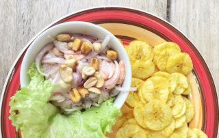 typische gerechten colombia