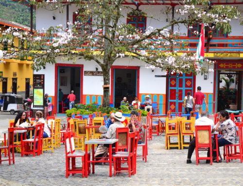Jardín, een magisch dorpje in Colombia