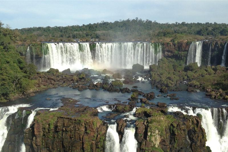 iguacu watervallen