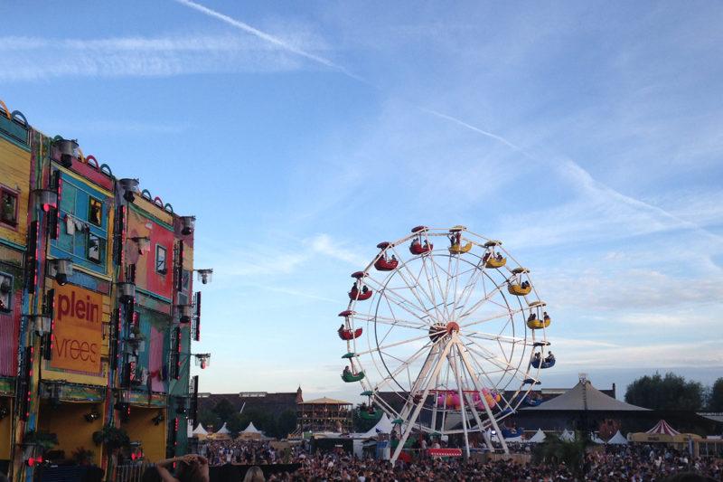 festivals nederland 2018