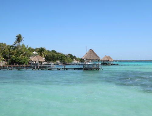 Tips voor Laguna Bacalar, het blauwste meer van Mexico