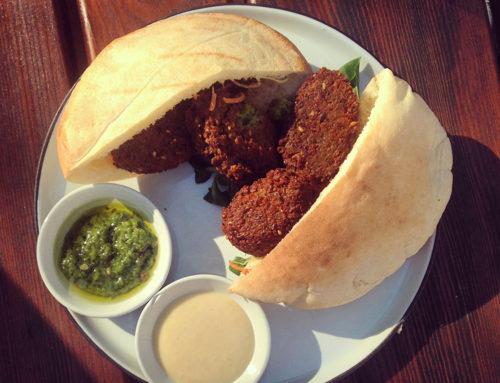 10 x vegetarische hotspots in Amsterdam