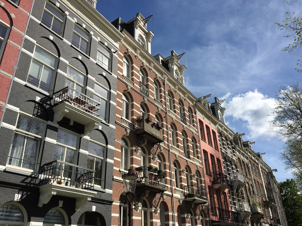 Stadswandeling in Amsterdam oost