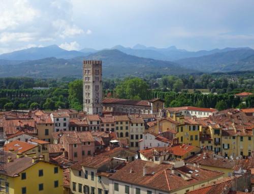 Tips voor een citytrip naar Lucca in Italië