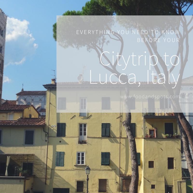 Citytrip Lucca
