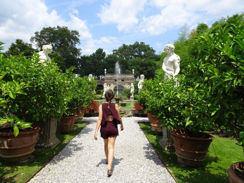 Lucca Paleistuin