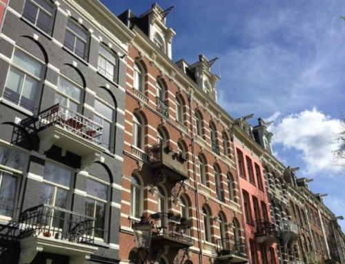 14 zonnige terrassen in Amsterdam