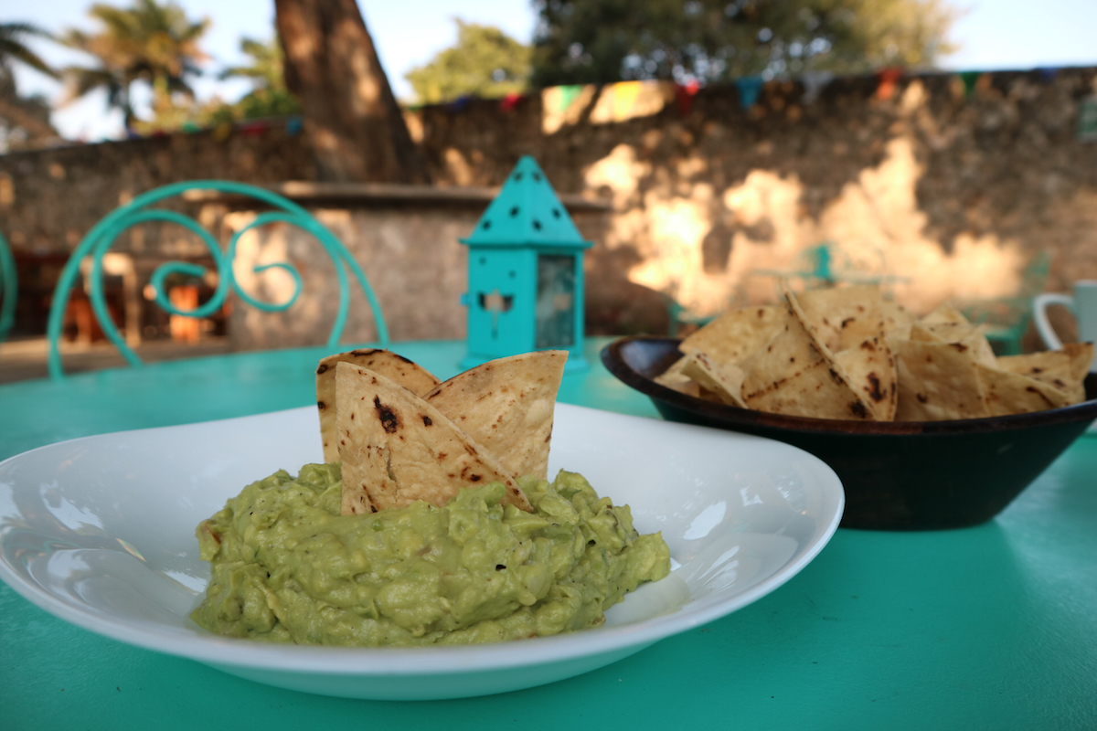 guacamole in mexico