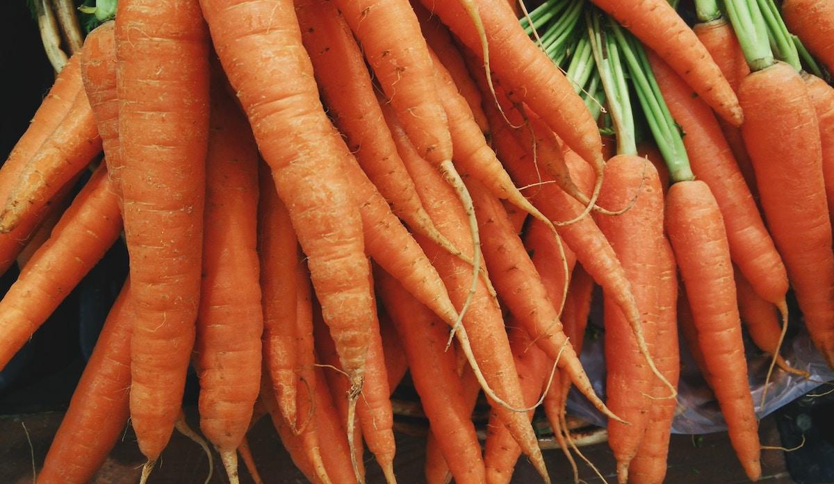 Tips drogen groente