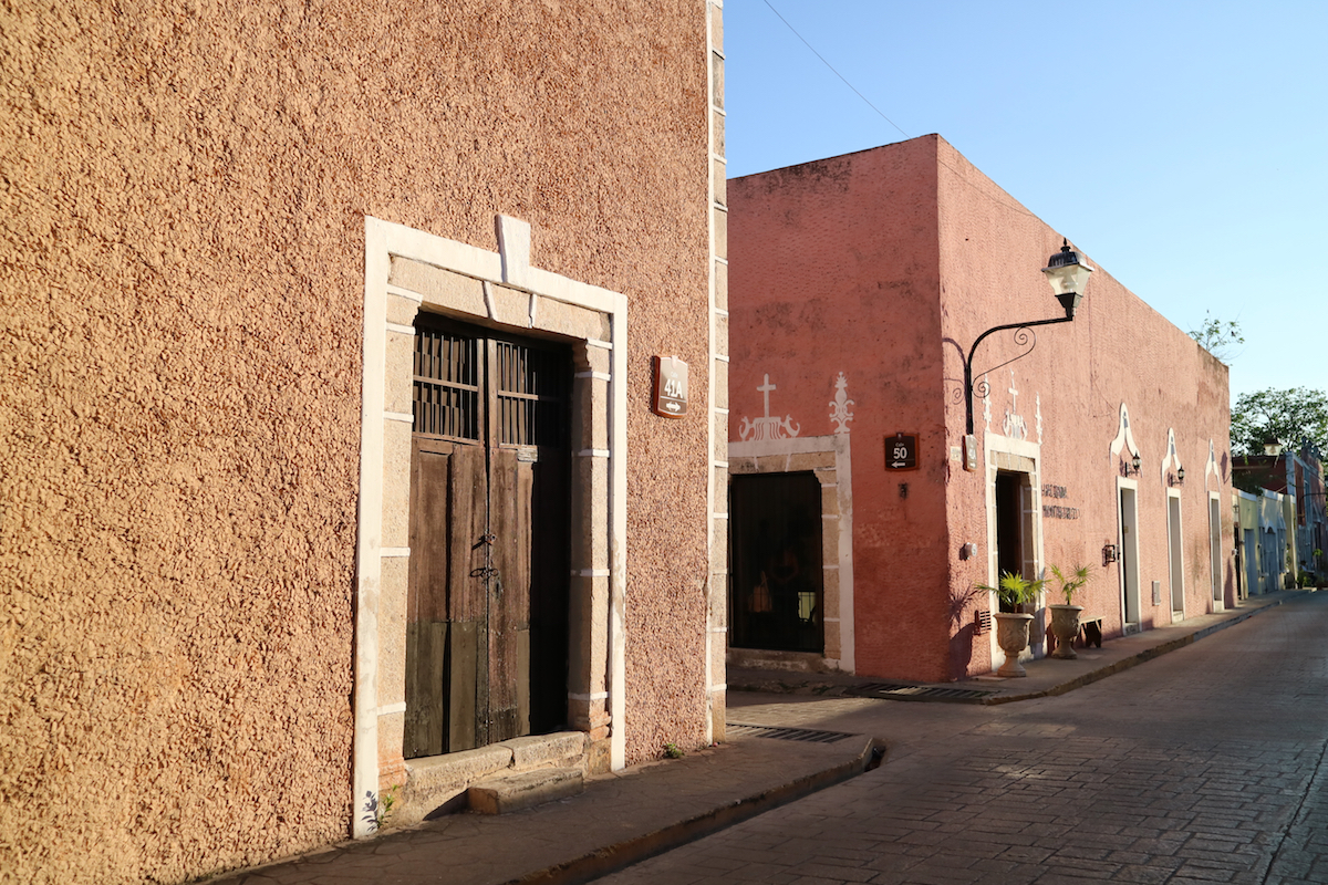Mooiste straat Valladolid