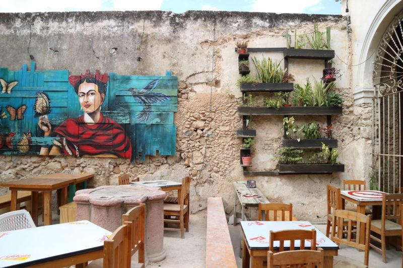 Cantina in Merida