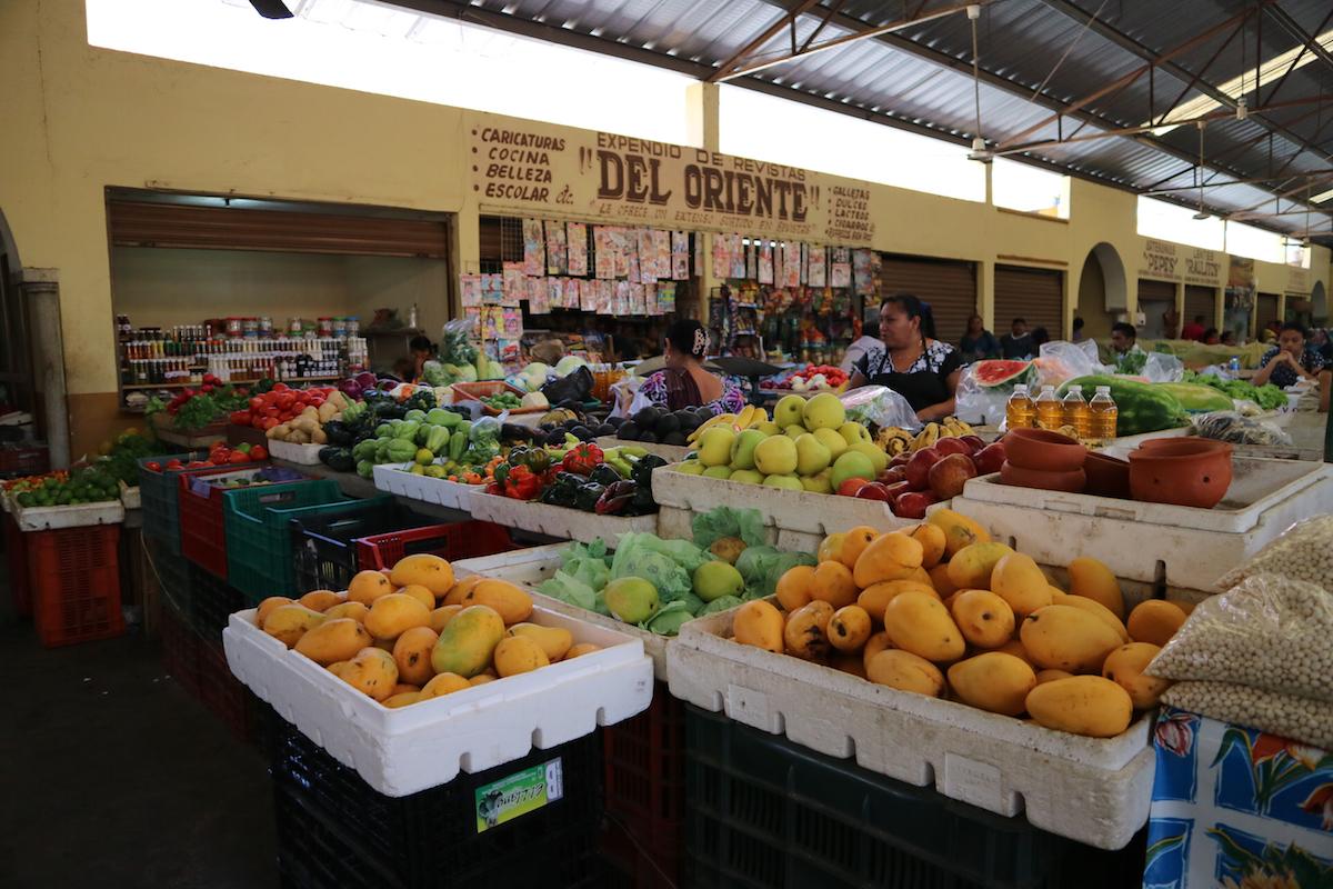 Mercado van Valladolid