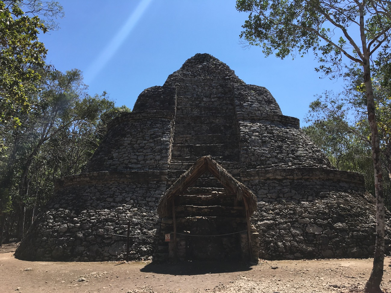 Coba, Maya stad in Yucatán