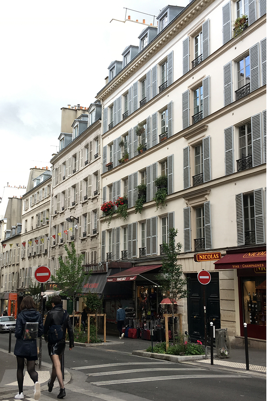 tips le marais parijs