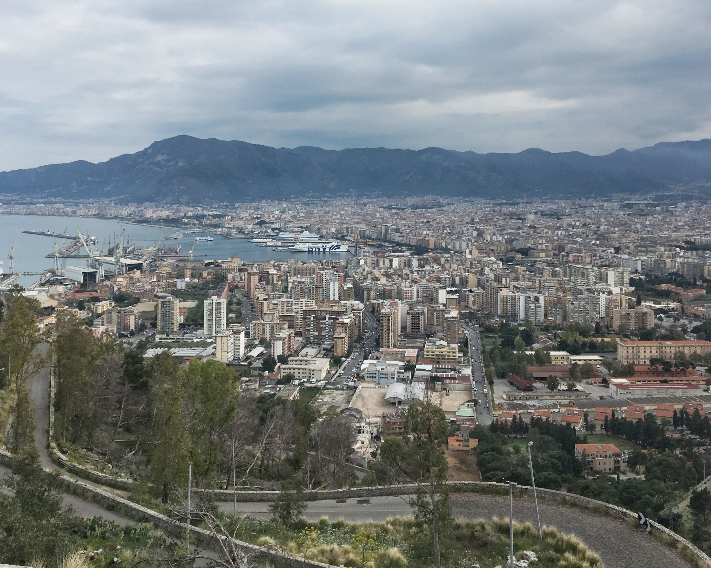 Pelgrimtocht Palermo