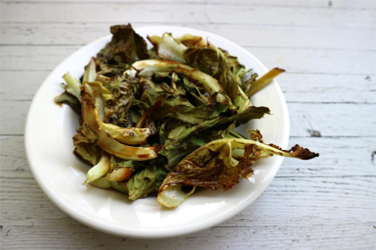 recept bloemkoolbladeren