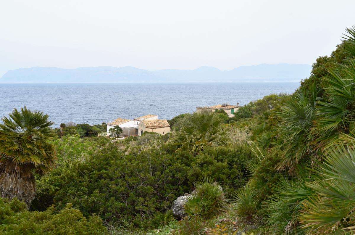 uitzicht zingaro sicilie