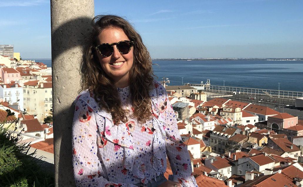 Agnes als digital Nomad in Portugal