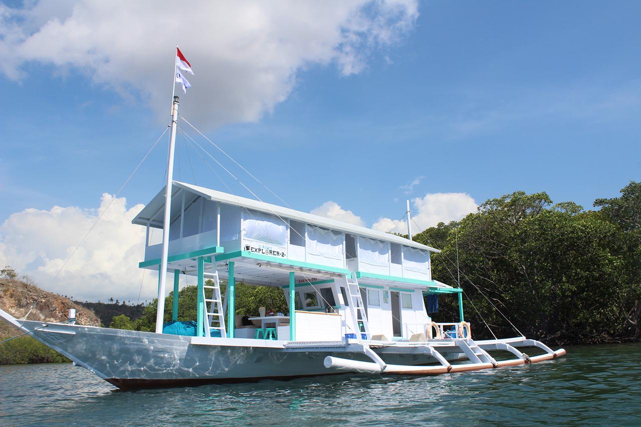 komodo eilanden boottour