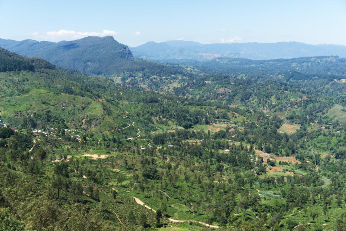 uitzicht hike Idalgashinna
