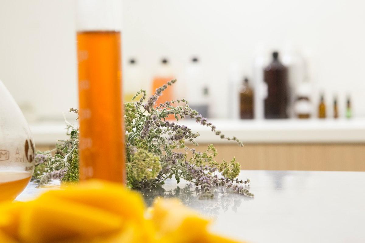 Natuurlijke cosmetica maken