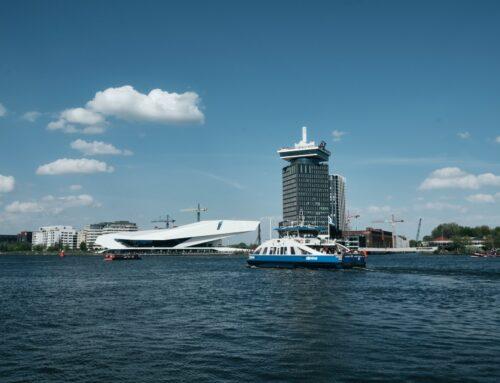 Stadswandeling Amsterdam-Oost naar Amsterdam-Noord