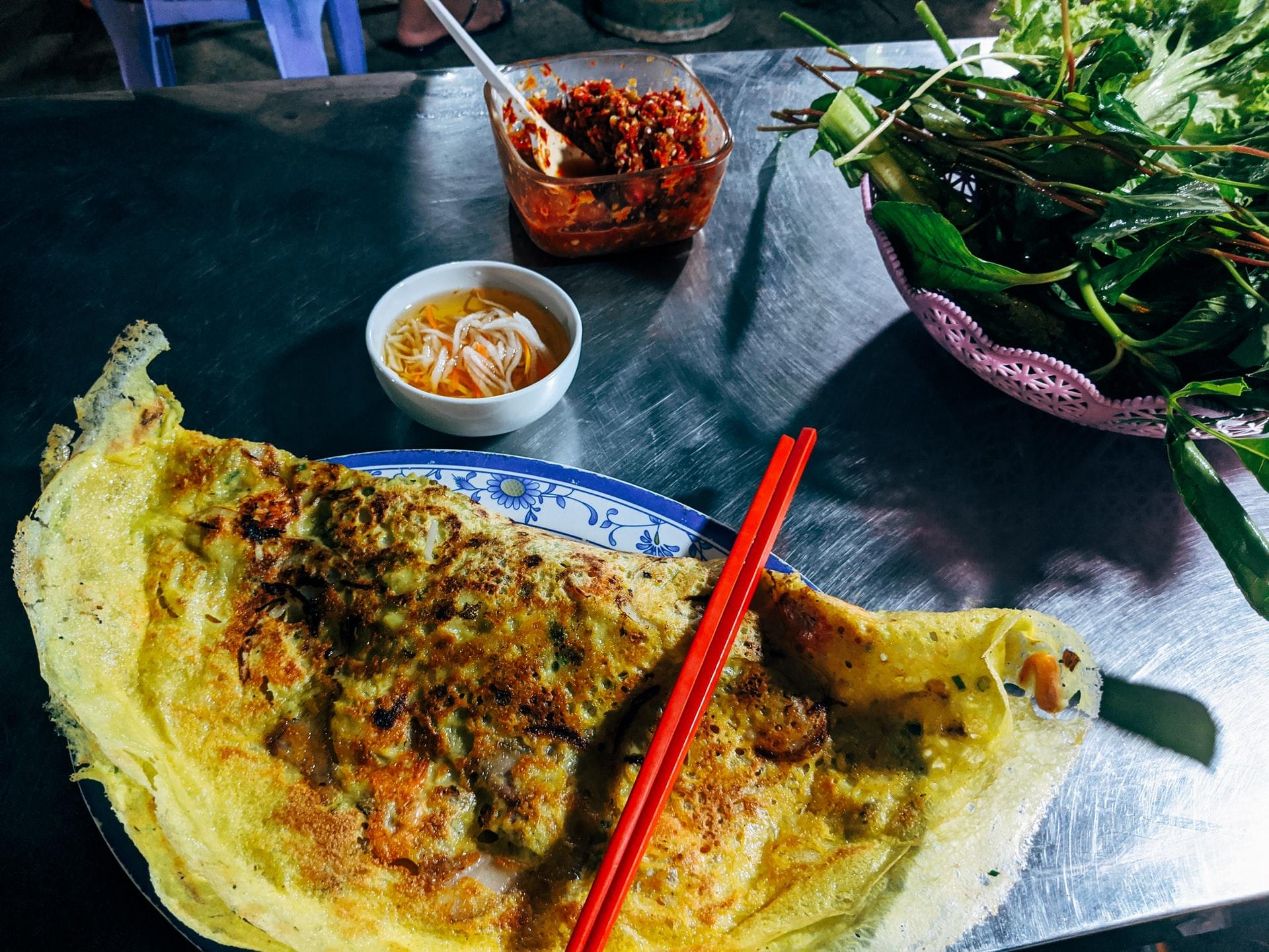 Banh Xeo Vietnam