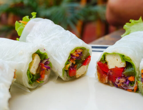 Tips om vegetarisch te eten in Vietnam