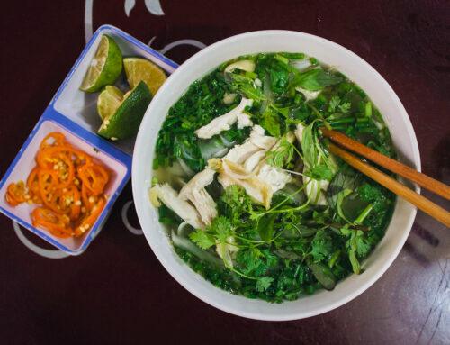 De lekkerste vegetarische gerechten in Vietnam