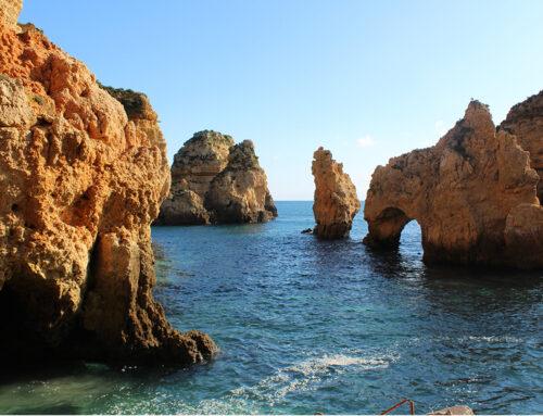 De mooiste stranden rondom Lagos, Algarve